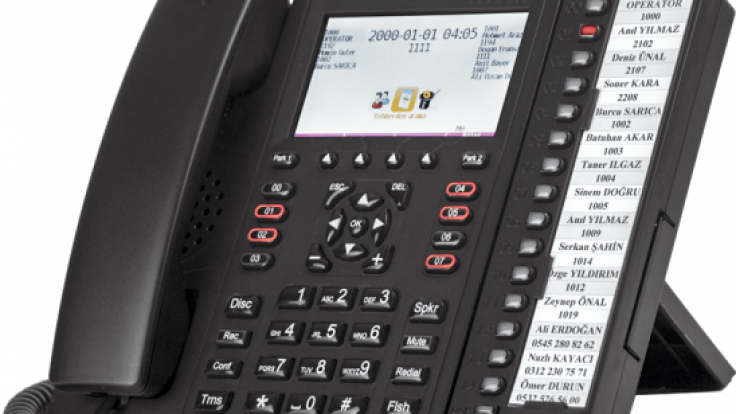 DTSX RENKLİ SAYISAL TELEFON SETİ